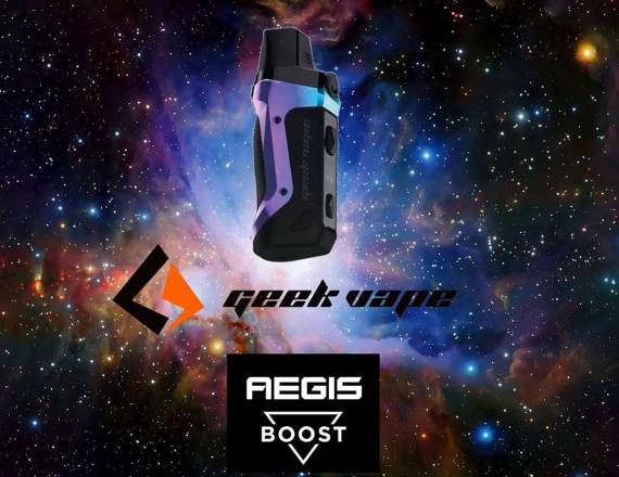 Geek Vape AEGIS BOOST POD - убийца конкурентов?...