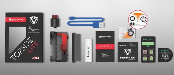 Dovpo Topside Lite Kit - сквонк или просто мод - выбирать вам...