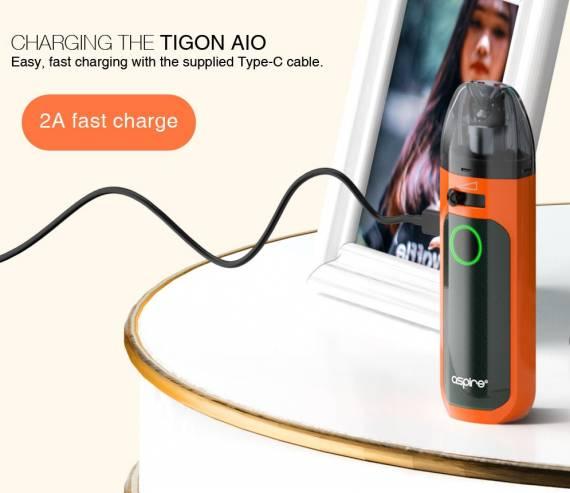 Aspire Tigon AIO Kit Review