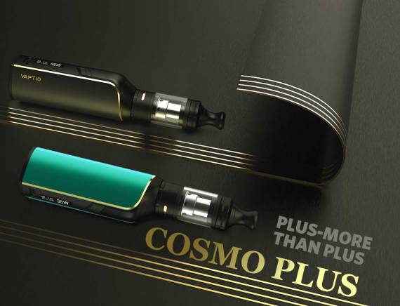 Vaptio Cosmo Plus kit - cosmetic alterations ...