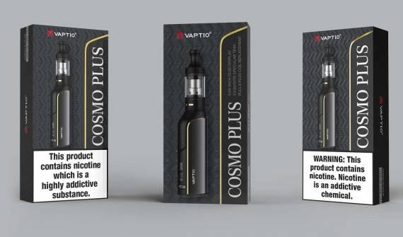 Vaptio Cosmo Plus kit - косметические переделки...