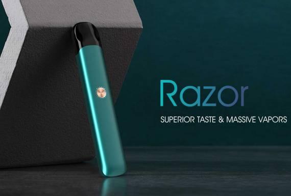 Vaptio Razor - новый стик с парой полезных плюшек...