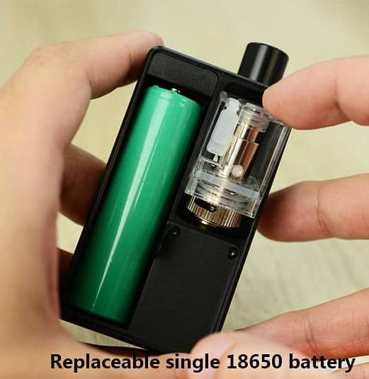 Rincoe Manto AIO 80w kit - полноценный POD mod...