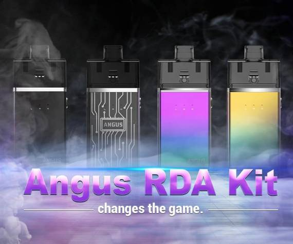 Nevoks Angus RDA kit Review