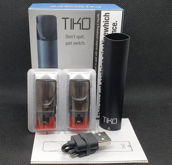 Famovape Tiko Pod Kit Review