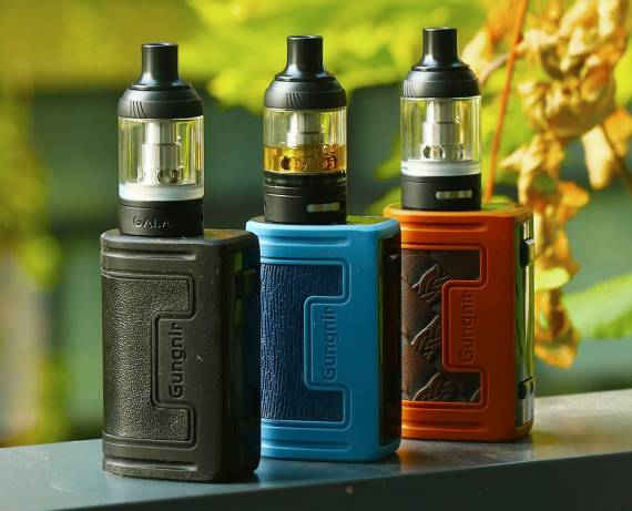 Vapefly Gungnir Starter kit Review