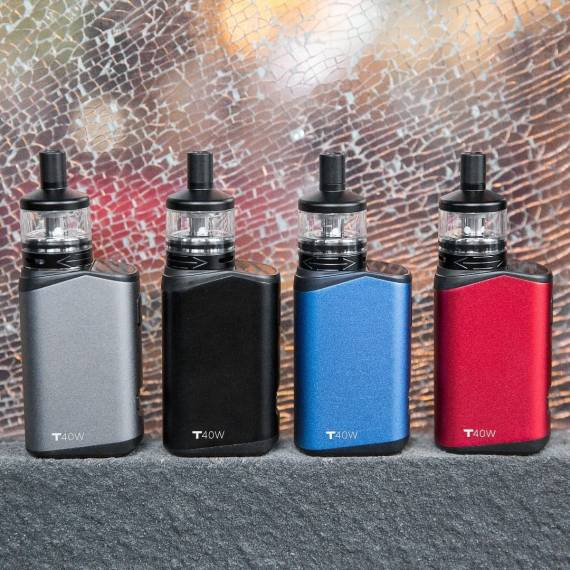 Teslacigs T40W Starter kit Review