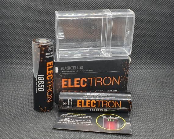 Пощупаем??? - АКБ BlackCell 18650 Electron и 18650 Proton...