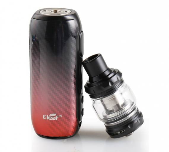 Eleaf iStick Rim C Kit - Outside Difference - Replaceable Battery ...