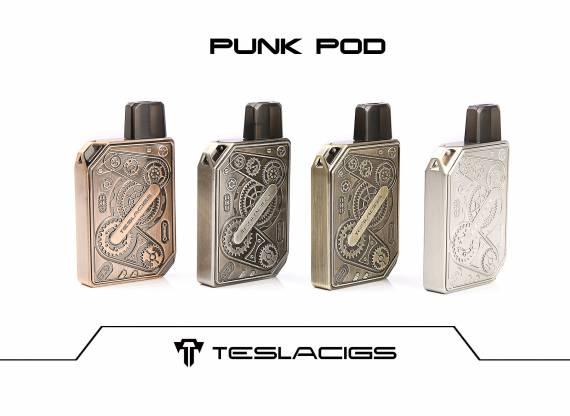 Teslacigs Punk Pod Kit Review