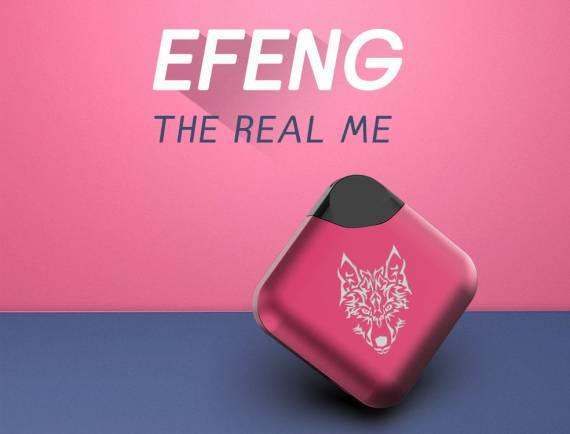 Snowwolf Efeng POD System kit - под крекер...