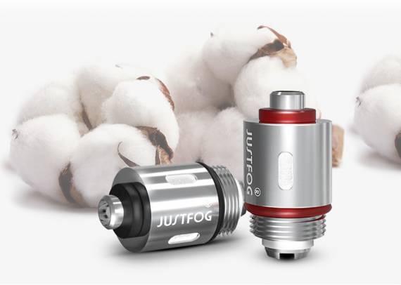 JUSTFOG Compact 16 Kit - симпатичный стик с 510-ым коннектором...