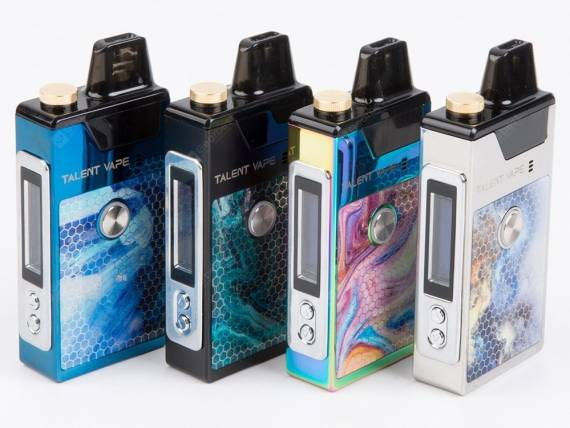 Talent Vape ECO Pod System Kit Review