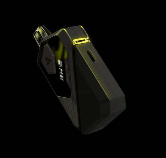 Cybervape CyberX AIO Kit - оригинальный дизайн от новичков...