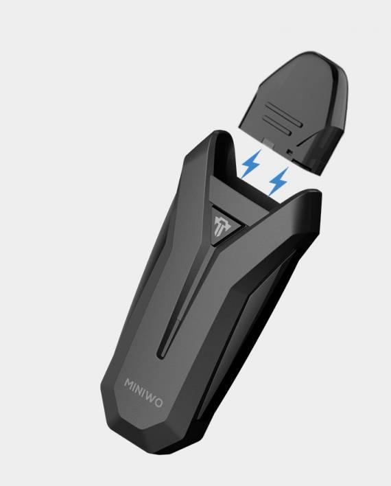 Teslacigs Miniwo POD kit - слишком прост по современным меркам...