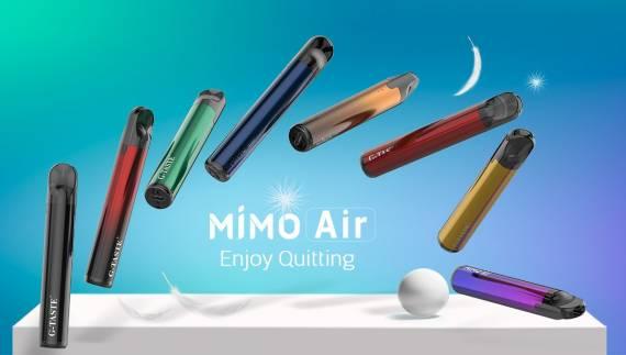 G-Taste Mimo AIR POD kit - убрали кнопку, зато добавили картридж...