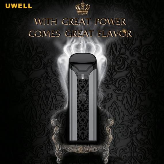 Uwell Crown Pod System kit - не такой уж королевский под...