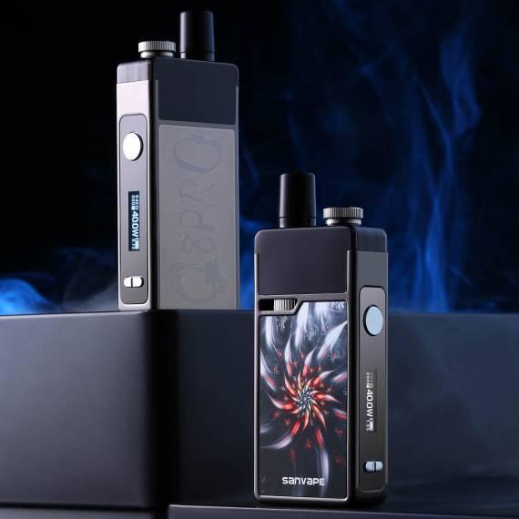 SANVAPE Q8 PRO Pod kit Review