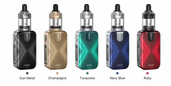 Aspire ROVER 2 Starter kit Review
