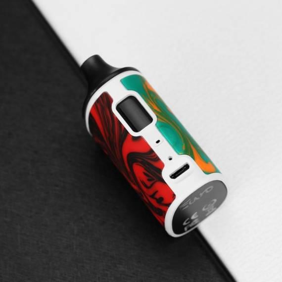 asMODus Microkin Ultra Portable POD Kit - и снова оригинально и симпатично...