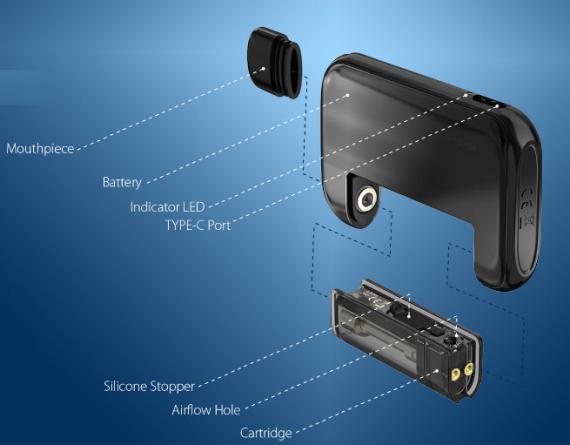 Joyetech eGrip Mini pod system review