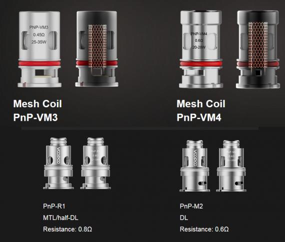 Voopoo NAVI POD Mod - тройная система обдува и беспроигрышный дизайн...