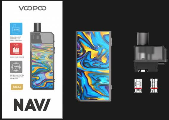 Voopoo NAVI POD Mod - a triple airflow system and a win-win design ...