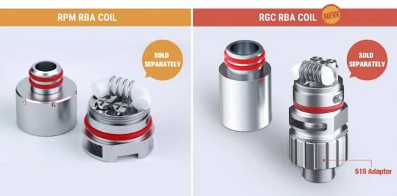 Smok RPM80 Kit - тот же симпатяга, только со встроенной АКБ...