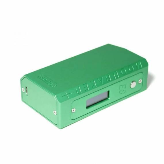 SXK E8 Moonraker Box Mod - клон весьма оригинального экземпляра со скользящим коннектором...