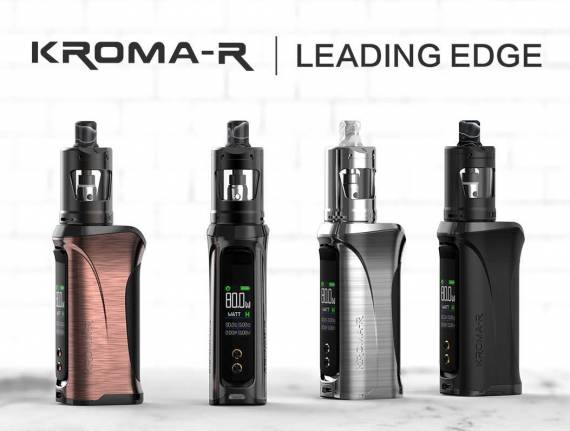 Innokin Kroma-R kit  - не новый, зато удачный, дизайн...