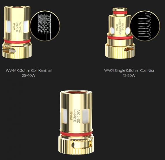 Wismec R80 POD Mod Kit Review