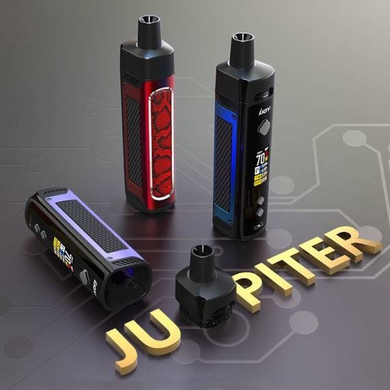 IJOY JUpiter Kit Review
