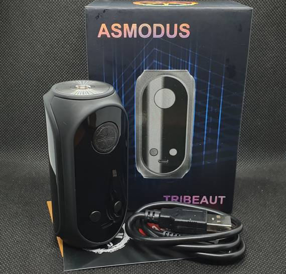 Пощупаем??? - asMODus Tribeaut 80W Box Mod...