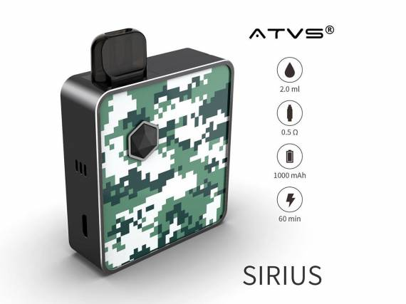 ATVS Sirius Pod Kit Review