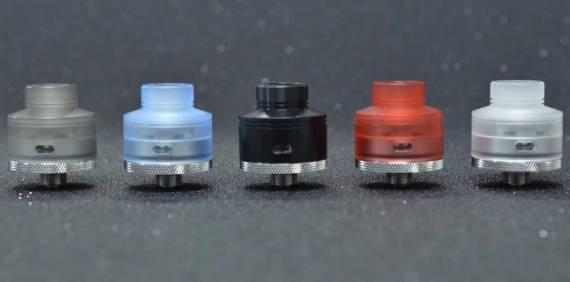 Gas Mods G.R.1 S RDA - небольшие изменения внутри и снаружи...