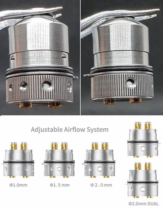 THC Tauren X Pod RBA kit -