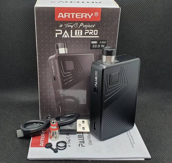 Пощупаем??? - Artery PAL II Pro kit...