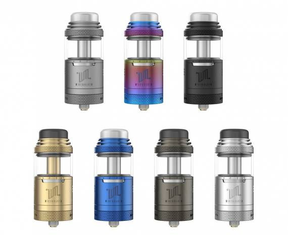 Пощупаем??? - Vandy Vape Widowmaker RTA...