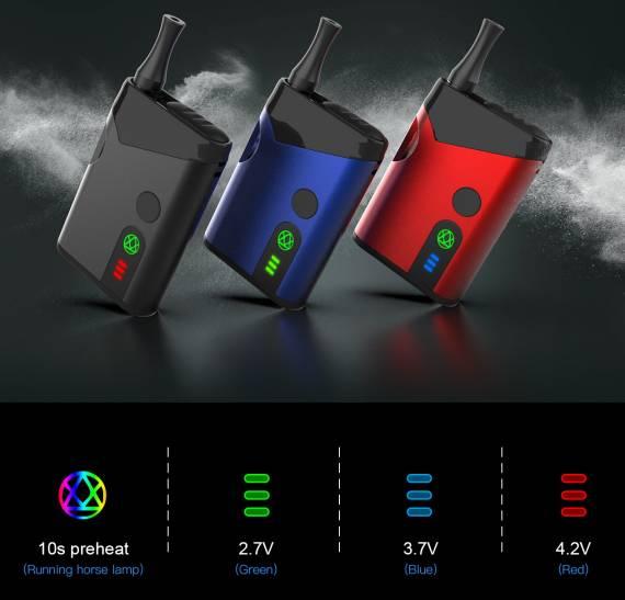 Alpsvape V10 Plus Pod - и снова компакт, и снова универсал...