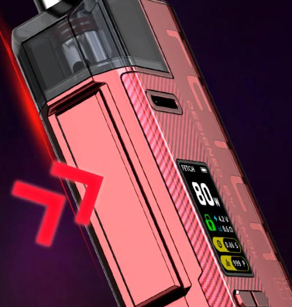 SMOK Fetch Pro POD-mod - мастодонты не теряют хватки...