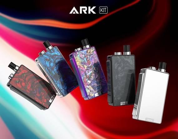 VOZOL Ark Pod kit  - старт бренду дан...