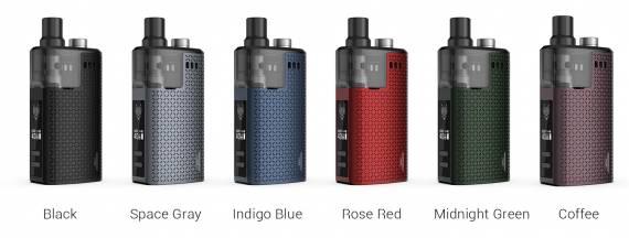 Snowwolf Taze kit - отличный крой, симпатичный дизайн и мгновенная зарядка...
