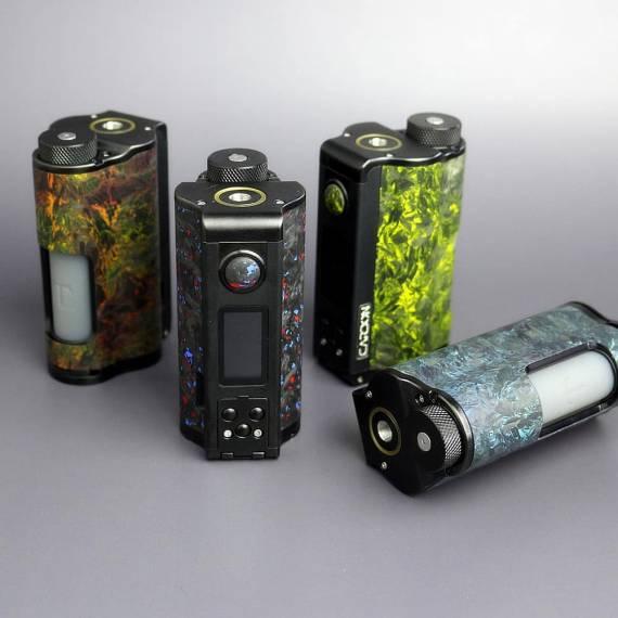 Новые старые предложения - Famovape Magma Mate, QP Design FATAL mod и Dovpo Topside Dual Carbon...