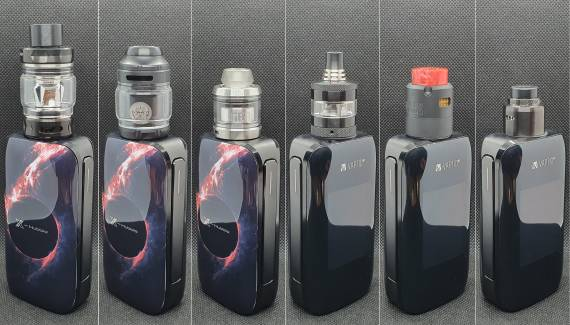 Пощупаем??? - Vaptio X-Hubble Apolo Kit...