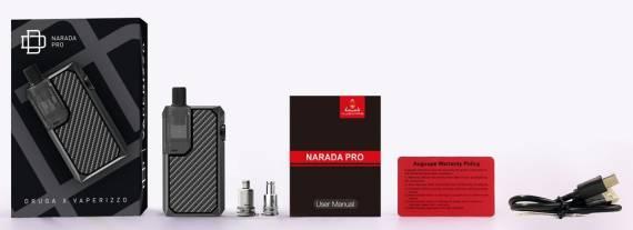 Augvape Narada PRO AIO - снова стильный, но теперь регулируемый...