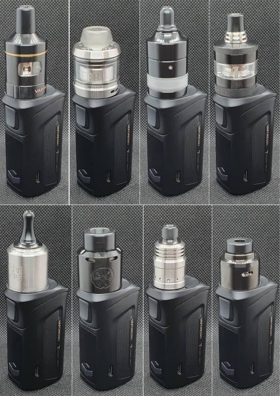 Пощупаем??? - Vaporesso Target Mini II kit...