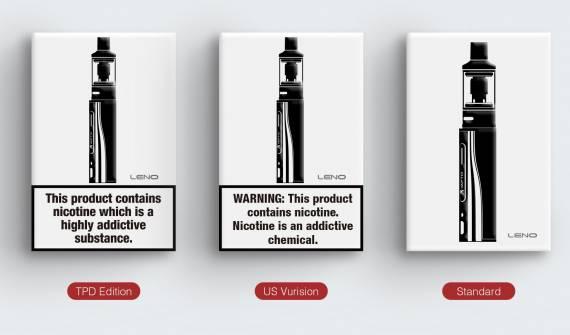 Vaptio Leno kit - набор для самых начинающих...