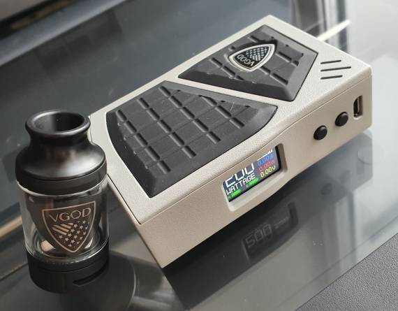 Пощупаем??? - VGOD Pro 200 Kit...