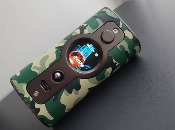 Пощупаем??? - Vsticking VK530 mod...