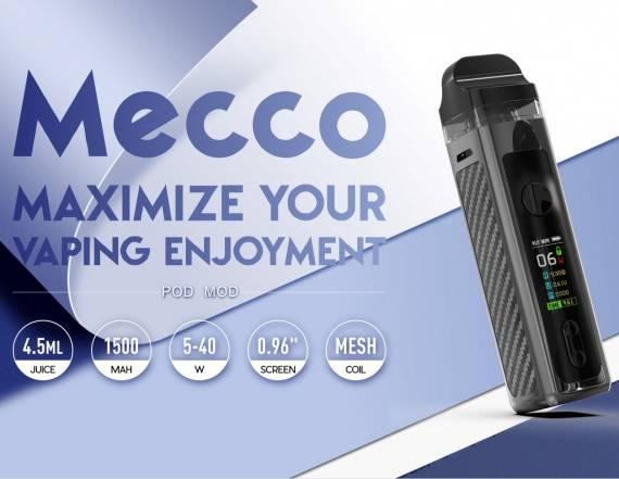 Vzone / Vlitvape Mecco POD-mod kit - заимствованный под-мод...